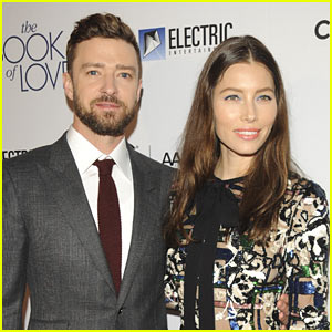 Jessica Biel Thanks 'Coolest Cat' Justin Timberlake For Working with Her on New Film 'Book of Love'