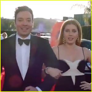 VIDEO: Jimmy Fallon Spoofs 'La La Land' During Golden Globes 2017 Cold Open!