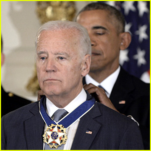 VIDEO: President Obama Surprises Joe Biden with Medal of Freedom