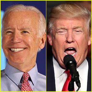 VIDEO: Joe Biden Tells Donald Trump to 'Grow Up'