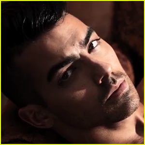 VIDEO: Joe Jonas Strips Down in Steamy Guess Underwear Campaign