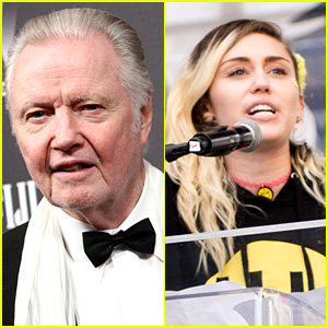 Jon Voight Says Celebs Are Teaching Treason, Calls the Women's March 'Dangerous'