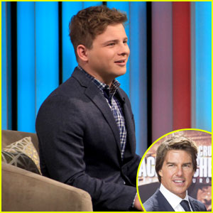 VIDEO: Jerry Maquire's Jonathan Lipnicki Reveals Recent Advice He Got From Co-Star Tom Cruise