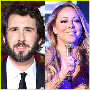 Josh Groban Apologizes for Tweet About Mariah Carey's NYE Performance