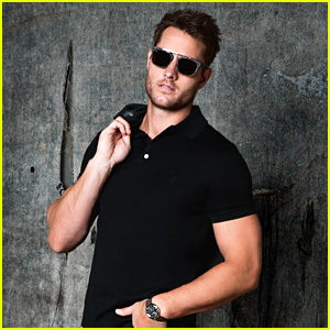 This Is Us' Justin Hartley Looks So Sexy in His New Photo Shoot