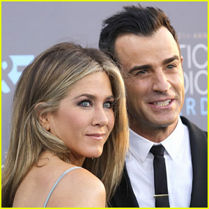 Justin Theroux Wanted to Leave Golden Globes Party Early for This Sweet Reason