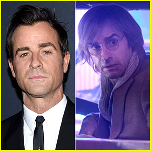 Justin Theroux Is Unrecognizable in First Look at Netflix's 'Mute'