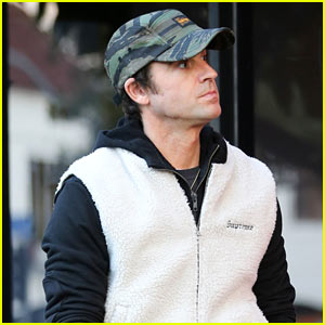 Justin Theroux Wraps Up 'Absolute Last Day of Work' on 'The Leftovers'