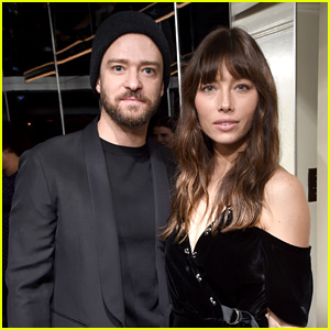 Justin Timberlake & Jessica Biel Enjoy a Date Night at W Magazine's Best Performances Event!