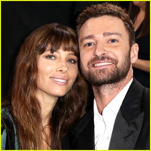 Justin Timberlake Says Jessica Biel Informed Him of Oscar Nom!