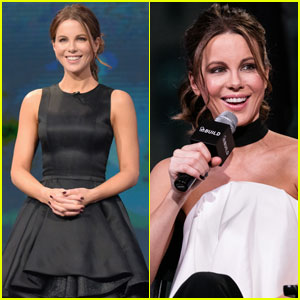 Kate Beckinsale Makes Sure She 'Pours Sweat' During Workouts
