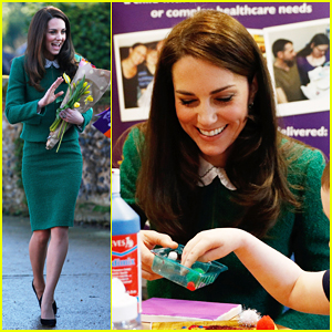 Kate Middleton Says She's 'Very Lucky' To Be A Princess!