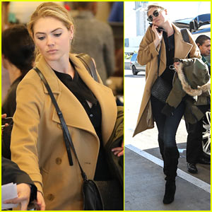VIDEO: Kate Upton Shares Her Five Closet Must-Haves!