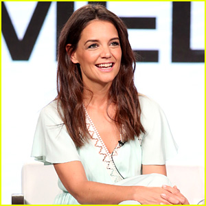 Katie Holmes Says Natalie Portman Was Incredible in 'Jackie'