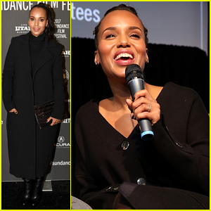 Kerry Washington Calls On Women To Support Each Other At Sundance!