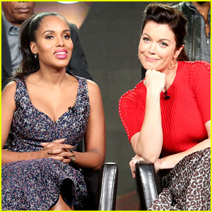 Kerry Washington Talks About How Her Pregnancy Affected 'Scandal' Season 6