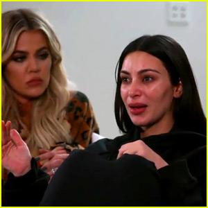 VIDEO: Kim Kardashian Breaks Silence on Paris Robbery, Tears Up in 'Keeping Up' Promo