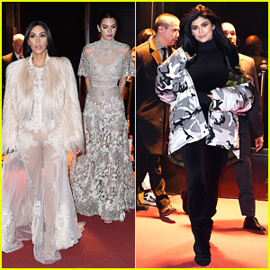 Kim Kardashian Films 'Ocean's Eight' Cameo with Kendall & Kylie Jenner!