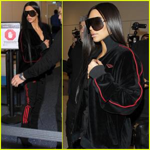 Kim Kardashian Heads to Dubai Following Arrest of Robbery Suspects