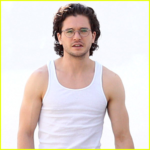 Kit Harington Talks About Losing His Virginity at a Young Age