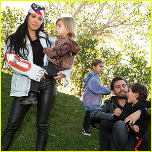 Kourtney Kardashian Throws Sons 'Fast & Furious' Birthday Party