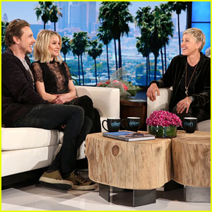 VIDEO: Kristen Bell & Dax Shepard's Interaction with Riz Ahmed Ended with an Accidental Proposition!