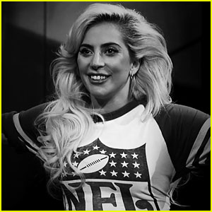 VIDEO: Lady Gaga Teases Super Bowl 2017 Half Time Show!