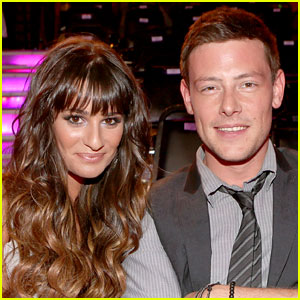 Lea Michele Shares Sweet Photo with Late Cory Monteith
