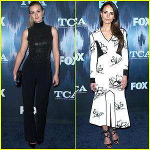 Leighton Meester & Jordana Brewster Attend 2017 TCA All-Star Party!