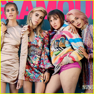 Lena Dunham Praises 'Glamour' For Including Her Cellulite on Cover