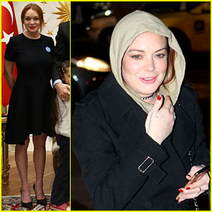 Lindsay Lohan Hangs Up in Middle of Radio Interview