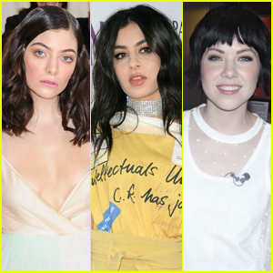 Lorde, Charli XCX & Carly Rae Jepsen Want to Form the Ultimate Girl Band
