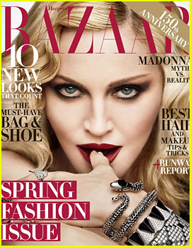 Madonna: 'I've Always Felt Oppressed'