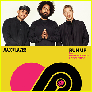 Major Lazer, Nicki Minaj & PartyNextDoor Debut 'Run Up' - Stream, Lyrics, & Download!