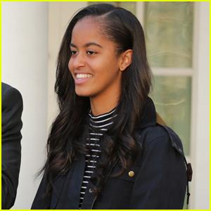 Malia Obama Spotted at 'Sundance' Screening (Report)