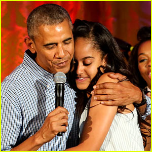 Malia Obama Secures Post-Grad Internship With Harvey Weinstein