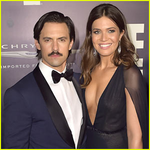 Mandy Moore & Milo Ventimiglia Say They're Each Other's Best On-Screen Kiss!