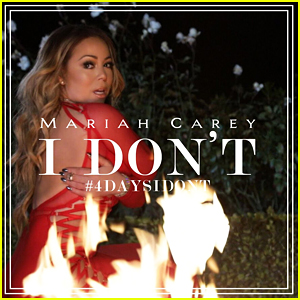 Mariah Carey Teases New Breakup Song 'I Don't' - Watch Here!