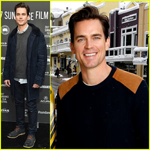 Matt Bomer Premieres 'Walking Out' at Sundance Film Festival 2017