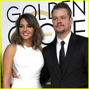 VIDEO: Matt Damon Pokes Fun at His Golden Globe Win Last Year in Comedy Category