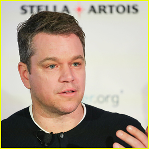 Matt Damon Ready To Pitch Donald Trump On Foreign Aid For Clean Water!