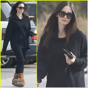 Megan Fox Makes a Quick Trip to the Grocery Store
