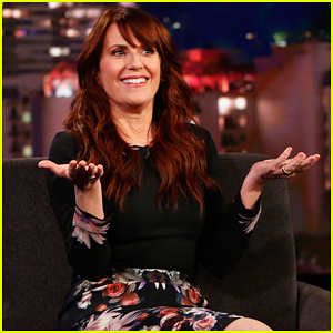 VIDEO: Megan Mullally Talks 'Will & Grace' Revival On 'Jimmy Kimmel Live'!