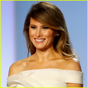 Melania Trump Covers 'Vanity Fair Mexico' With an Old Photo