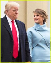 Melania Trump Channels Jackie Kennedy on Inauguration Day