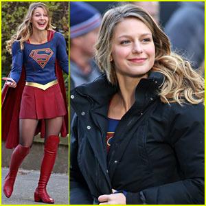 Melissa Benoist Gets Back to 'Supergirl' Filming After Filing for Divorce From Blake Jenner