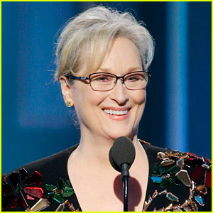 Meryl Streep's Reaction to Oscars 2017 Nomination Is In GIF Form!