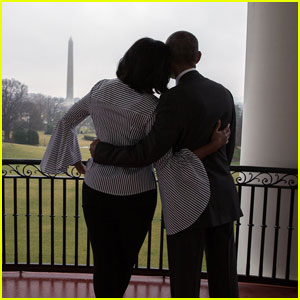 First Lady Michelle Obama Sends Sweet Farewell Tweet