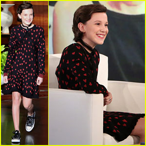 Millie Bobby Brown's First Sleepover with BFF Maddie Ziegler Didn't Go as Planned!