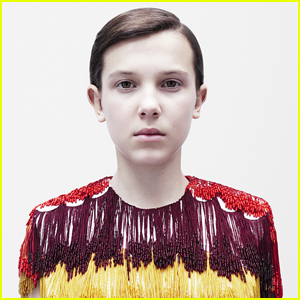 Millie Bobby Brown Is The New Face of 'Calvin Klein'